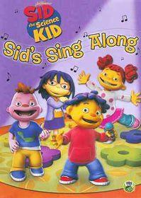 Sid the Science Kid:Sid's Sing Along - (Region 1 Import DVD)