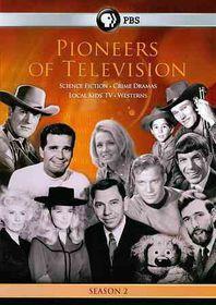 Pioneers of Television:Season 2 - (Region 1 Import DVD)