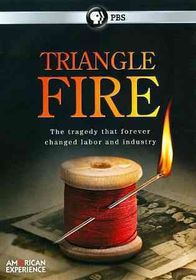 American Experience:Triangle Fire - (Region 1 Import DVD)