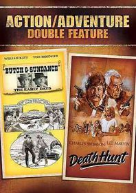 Death Hunt/Butch & Sundance:Early Day - (Region 1 Import DVD)