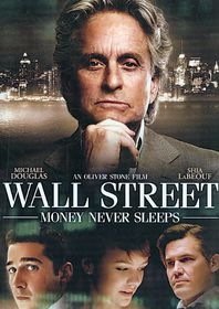 Wall Street:Money Never Sleeps - (Region 1 Import DVD)