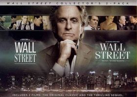 Wall Street/Wall Street:Money Never S - (Region 1 Import DVD)