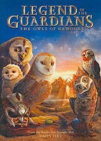 Legend of the Guardians:Owls/Ga'hoole - (Region 1 Import DVD)