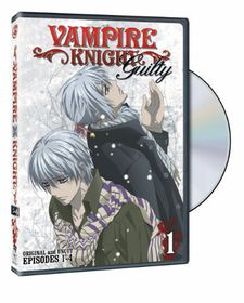 Vampire Knight:Guilty Vol 1 - (Region 1 Import DVD)