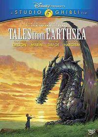 Tales from Earthsea - (Region 1 Import DVD)