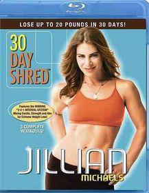 Jillian Michaels:30 Day Shred - (Region A Import Blu-ray Disc)