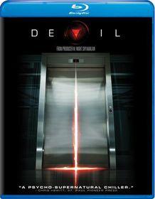 Devil - (Region A Import Blu-ray Disc)