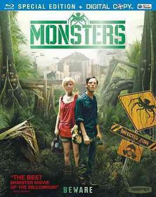 Monsters - (Region A Import Blu-ray Disc)