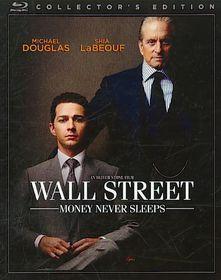 Wall Street:Money Never Sleeps - (Region A Import Blu-ray Disc)
