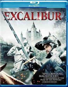 Excalibur - (Region A Import Blu-ray Disc)
