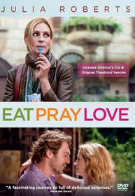 Eat Pray Love (2010)(DVD)