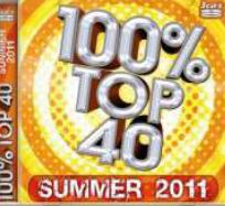 100% Top 40 - Summer 2011 - Various Artists (CD)