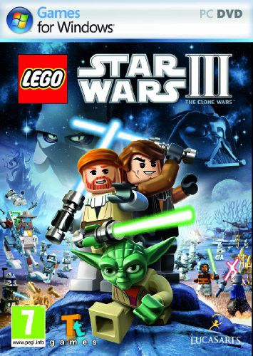 Lego Star Wars 3: The Clone Wars (pc Dvd-rom) | Buy Online in South ...