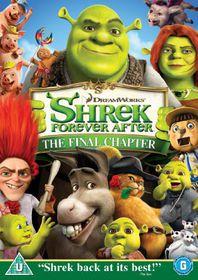 Shrek Forever After - (Import DVD)