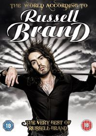 The World According To Russell Brand - (Import DVD)