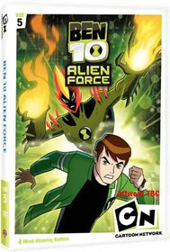Ben 10 - Vol. 5 - (Import DVD)