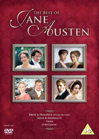 The Best of Jane Austen - (Import DVD)