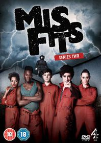 Misfits - Series 2 - (Import DVD)