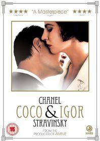 Coco Chanel and Igor Stavinsky - (Import DVD)