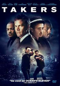 Takers (2010)  (DVD)