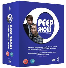 Peep Show - Series 1-7 - (parallel import)