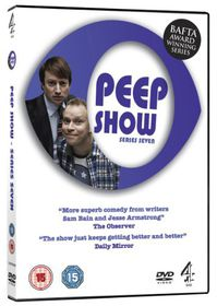 Peep Show - Series 7 - (Import DVD)