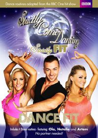 Strictly Fit: Dance Fit - (Import DVD)