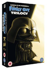 Family Guy Star Wars: Laugh It Up, Fuzzball! (Trilogy) - (Import DVD)