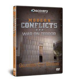 Modern Conflicts: War On Terror - Oklahoma City Bombing - (Import DVD)