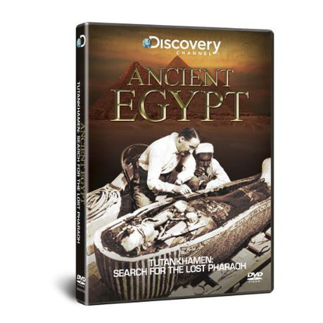 Discovery Channel: Ancient Egypt - Tutankhamen - Search For   (DVD)