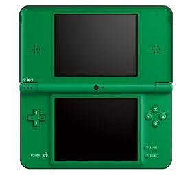 DSi XL Green Console