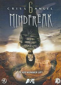 Criss Angel Mindfreak:Complete Ssn 6 - (Region 1 Import DVD)