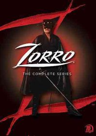 Zorro:Complete Series - (Region 1 Import DVD)