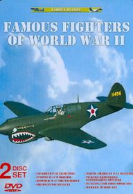 Famous Fighters of Wwii - (Region 1 Import DVD)
