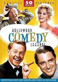 Hollywood Comedy Legends:50 Movie Set - (Region 1 Import DVD)