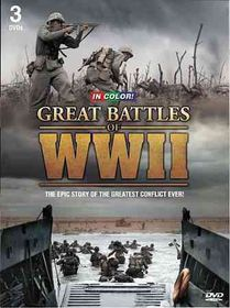 Great Battles of Wwii - (Region 1 Import DVD)