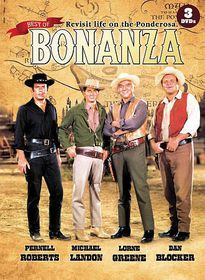 Best of Bonanza (3pc) / (Slip) - (Australian Import DVD)