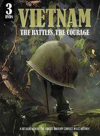 Vietnam:Battles the Courage - (Region 1 Import DVD)