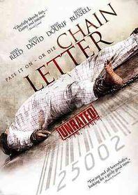 Chain Letter - (Region 1 Import DVD)