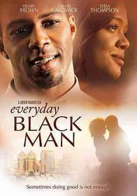 Everyday Black Man - (Region 1 Import DVD)