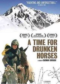 Time for Drunken Horses - (Region 1 Import DVD)