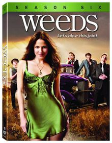 Weeds:Season 6 - (Region 1 Import DVD)