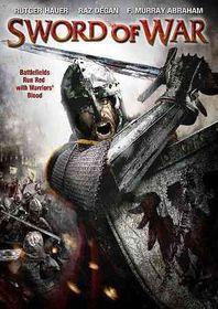 Sword of War - (Region 1 Import DVD)