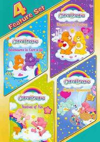 Care Bears Classic Quad - (Region 1 Import DVD)