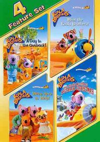 Koala Brothers Quad - (Region 1 Import DVD)