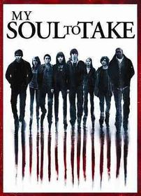 My Soul to Take - (Region 1 Import DVD)