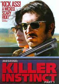 Mesrine:Killer Instinct Part 1 - (Region 1 Import DVD)