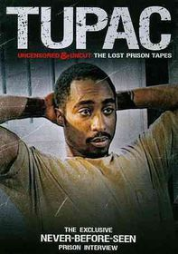 Tupac Uncensored and Uncut:Lost Priso - (Region 1 Import DVD)