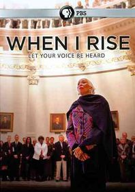 Independent Lens:when I Rise - (Region 1 Import DVD)