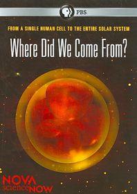 Nova:Sciencenow Where Did We Come Fro - (Region 1 Import DVD)